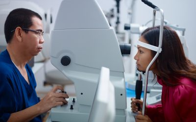 Can I receive Social Security benefits for vision disability?
