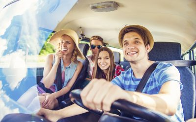 Is my teen more at risk for distracted driving?