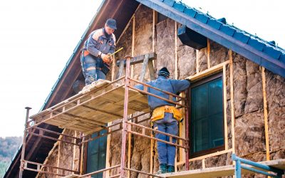 Why are fall injuries so prevalent in construction?