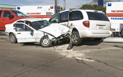 Types and causes of accidents and motor vehicle injury